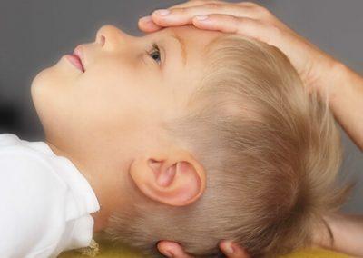 kranioszakrális terápia gyermekeknek