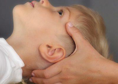 Kranioszakrális terápia gyermekeken, sopronban